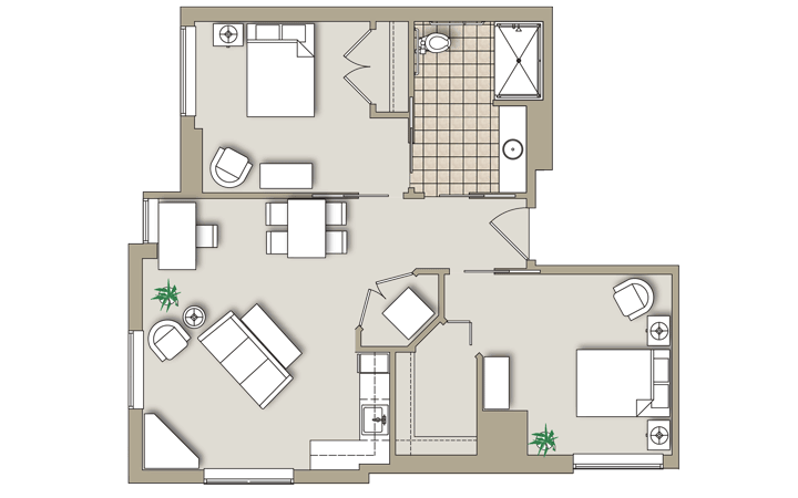 twobedroom-A-Greenbriar