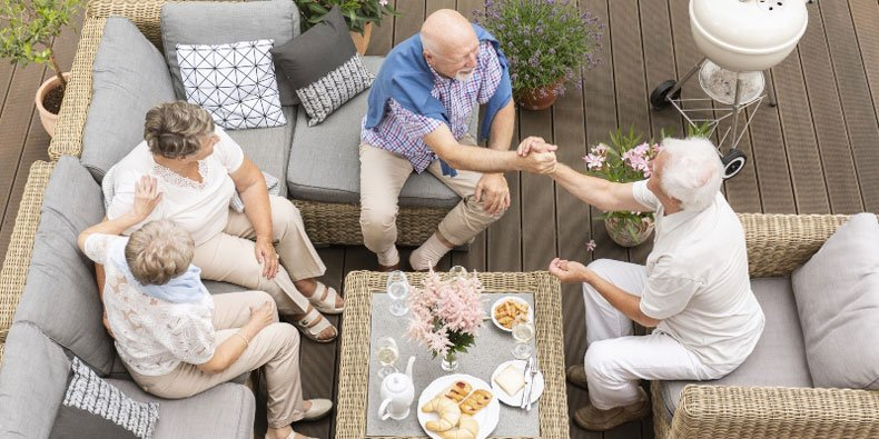 Why Socialization is Important for Aging Adults