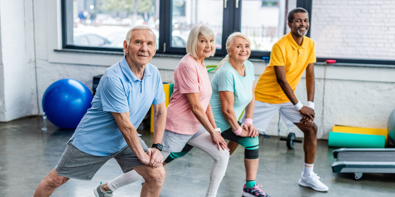 5 Tips for Staying Active in the Winter for Seniors