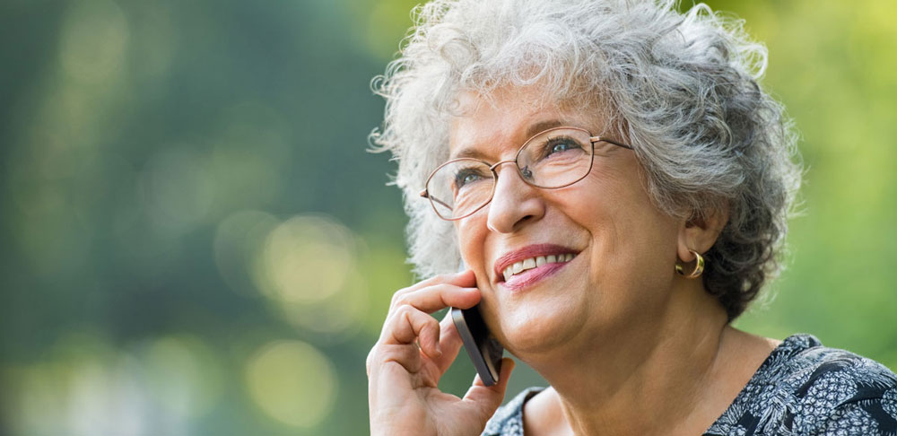 Staying Connected in a Retirement Community