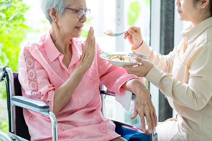 Appetite Loss: More Than a Sign of Aging
