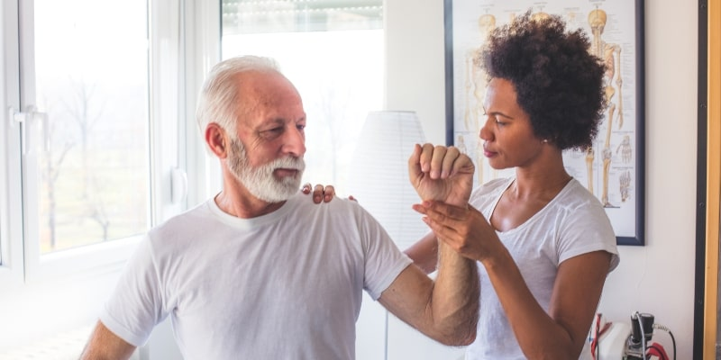 The Importance of Rehabilitation for Seniors