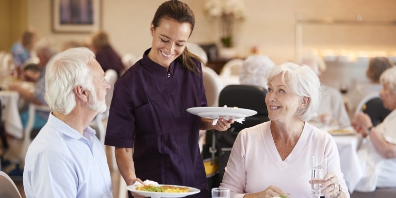 What is Catered Living in Senior Long-Term Care?